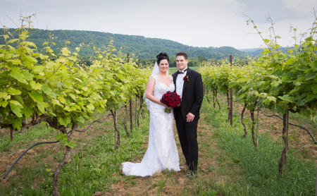 Villa Milagro Vineyards wedding