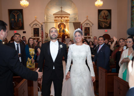 St Illuminators Cathedral Armenian wedding