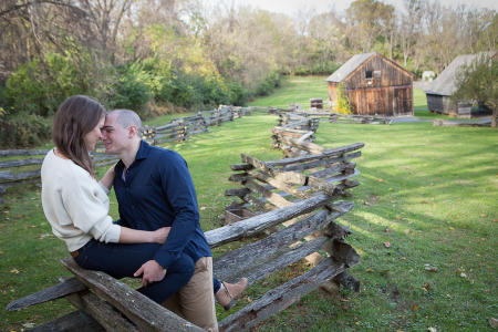 Burnside Plantation engagement session photo by Armen Elliott Photography