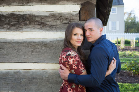 Lehigh Valley engagement session photography by Armen Elliott